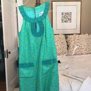 Milky of New York silk dress